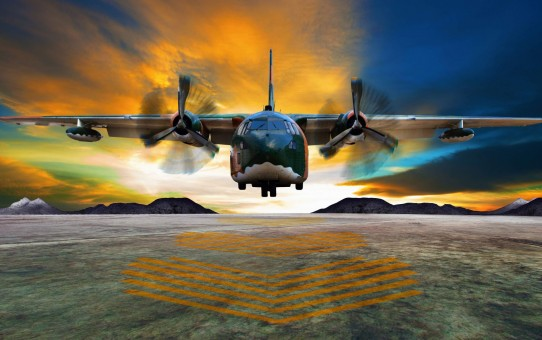 twin-engine-aircraft-takeoff-4k-wallpaper-1920x1080